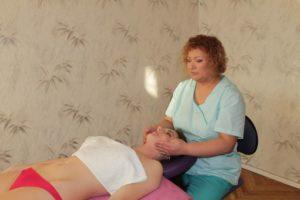 Массаж на дому СПб - Эстетическая остеопатия лица