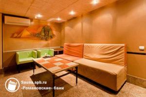 Романовские Бани +7 901 313-50-55 - Диван