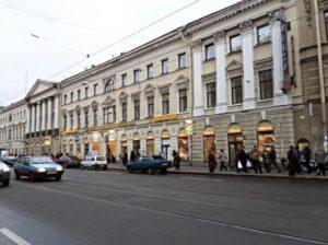 Торговый Дом Купца Яковлева 8 (812) 570-36-37 - Здание