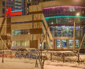 Банный клуб Аквелия +7 812 740‑74-04 - Здание