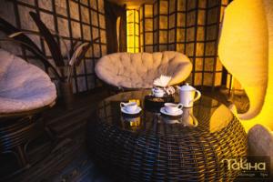 Тайна - кофепитие