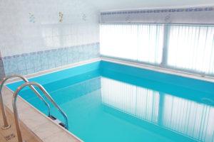 Сибирские бани - бассейн
