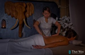 Thai Way - Расслабляющий арома oil массаж