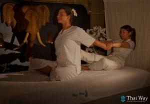 Thai Way - Традиционный тайский массаж