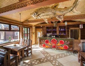 Лахтинские бани 8 (981) 770-23-33 Ресторан