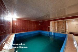 Сауна Эврика 8 (812) 222-35-20 - Бассейн