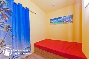 Сауна Эврика 8 (812) 222-35-20 - Кровать