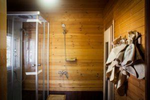 Вознесенские бани 8 (493) 227-18-00 - Душ