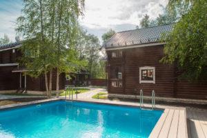 Лахтинские бани 8 (981) 770-23-33 Бассейн